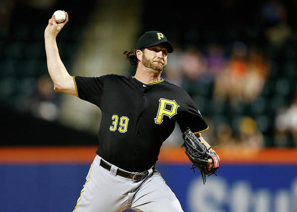 Ninth Inning Poster featuring the photograph Jason Grilli by Jim Mcisaac