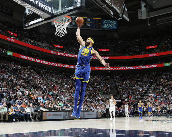 Nba Pro Basketball Poster featuring the photograph Javale Mcgee by Melissa Majchrzak