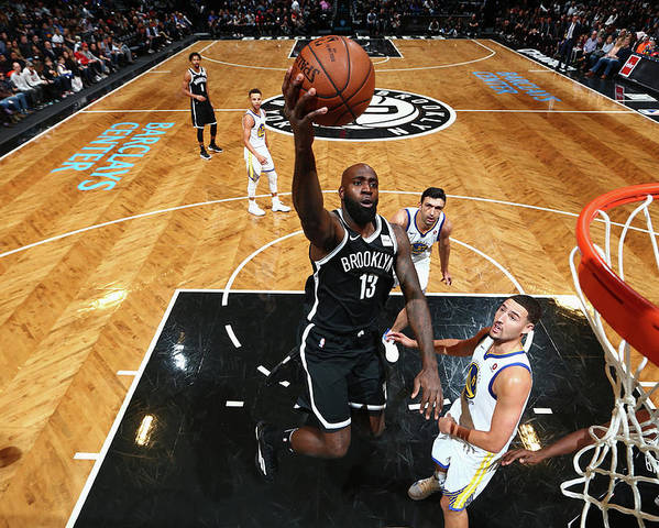 Nba Pro Basketball Poster featuring the photograph Quincy Acy by Nathaniel S. Butler