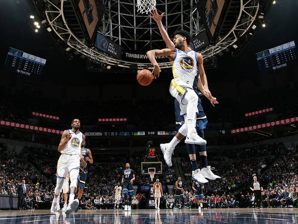 Nba Pro Basketball Poster featuring the photograph Quinn Cook by David Sherman