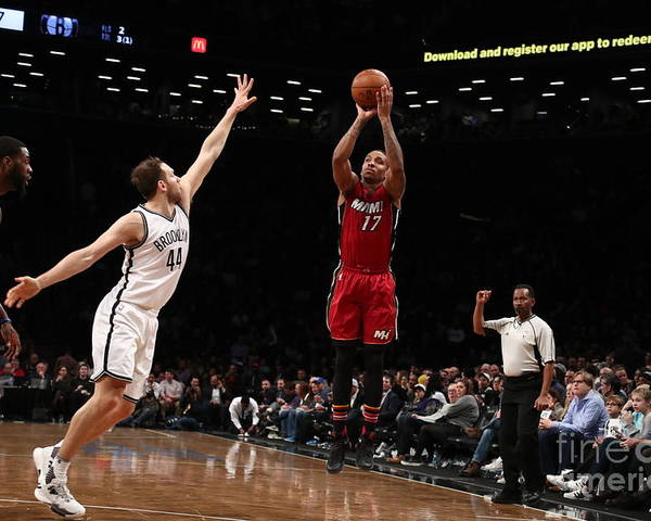 Nba Pro Basketball Poster featuring the photograph Rodney Mcgruder by Nathaniel S. Butler