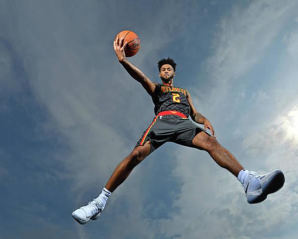 Nba Pro Basketball Poster featuring the photograph Tyler Dorsey by Jesse D. Garrabrant