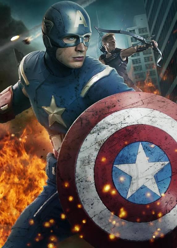 The Avengers 2012 by Geek N Rock
