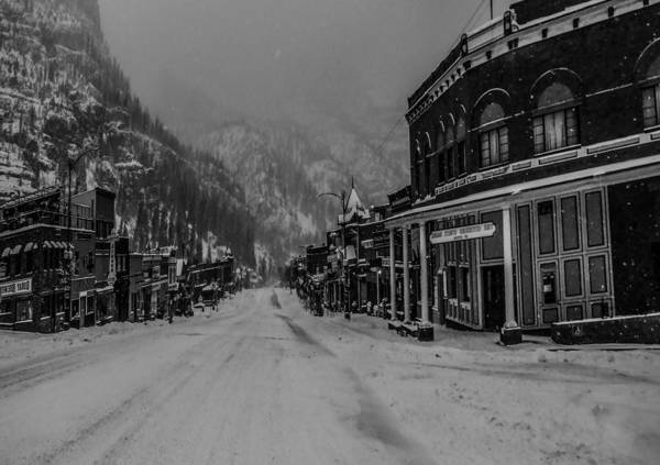 Ouray Poster featuring the photograph Ouray, Colorado No.3 by Michael DeBlanc