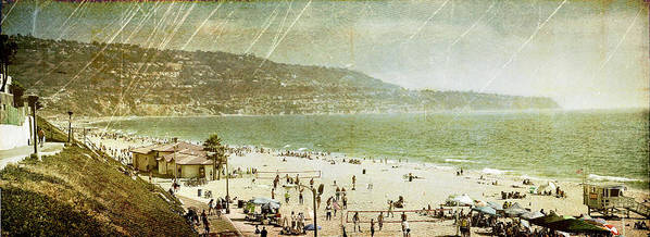 Redondo Beach Poster featuring the photograph Redondo Beach La by Kevin Bergen