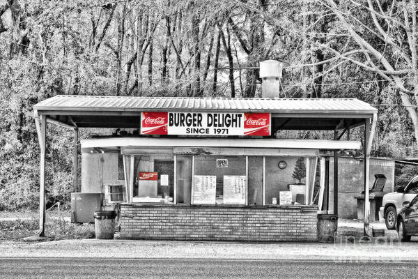 Gonzales Poster featuring the photograph Burger Delight by Scott Pellegrin