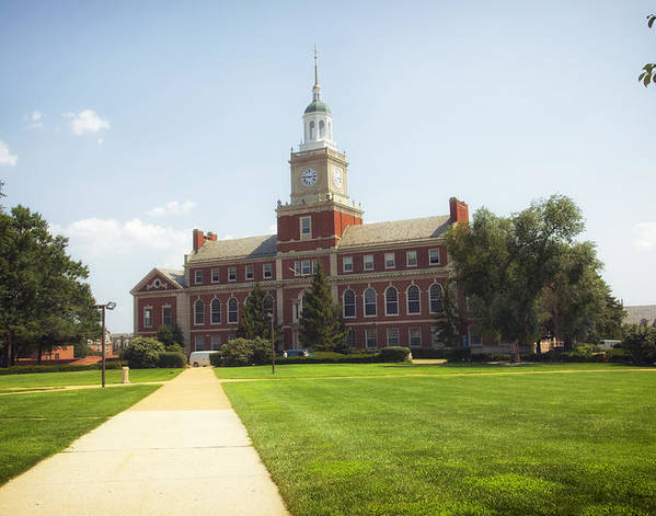 Howard University Campus by Mountain Dreams
