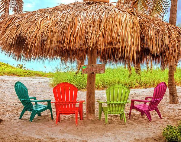 Fun at the Beach by Debra and Dave Vanderlaan