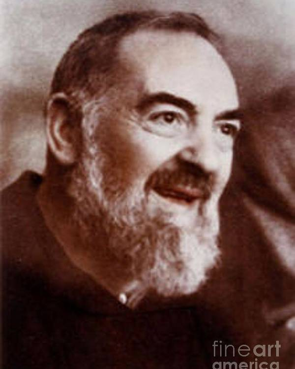 Padre Pio by Archangelus Gallery
