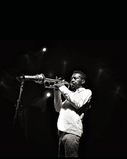 Roy Hargrove  by Jean Francois Gil