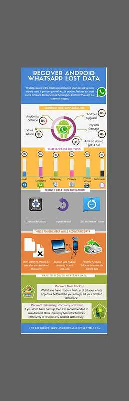Android Data Recovery Poster featuring the digital art How To Recover Android Whatsapp Lost Data by Edwards Paul
