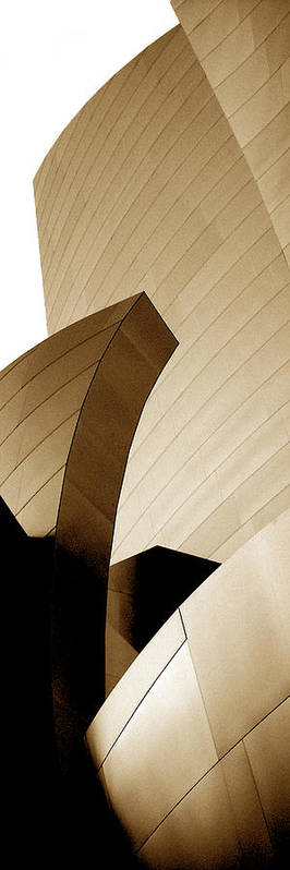 Architecture Poster featuring the photograph 08001 by Jeffrey Freund