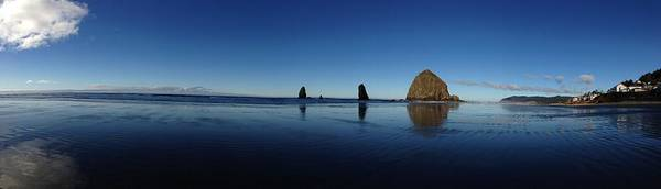 Cannon Beach Poster featuring the photograph Cannon Beach by Bryan Joyce
