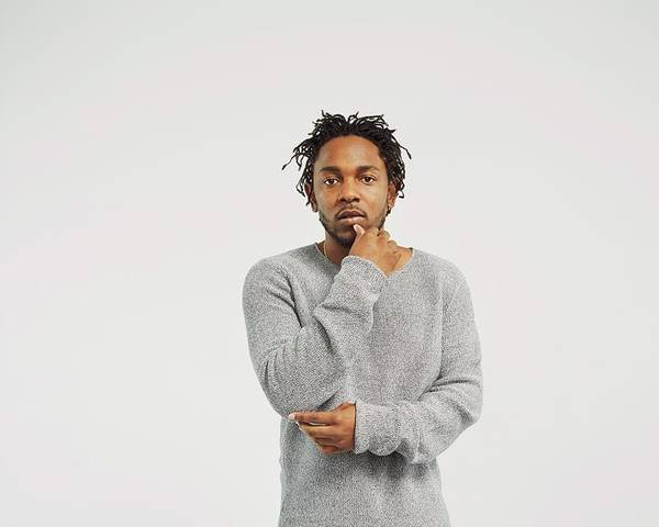 Kendrick Lamar by Winna Perlin
