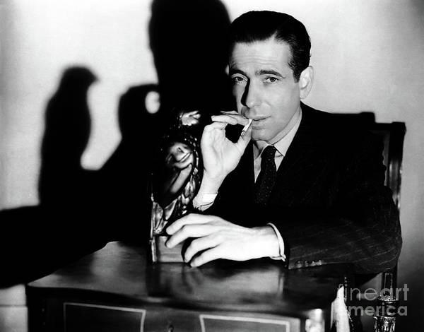 Humphrey Bogart - Maltese Falcon by Sad Hill - Bizarre Los Angeles Archive