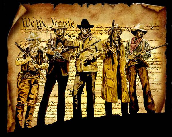 Border Patrol by Tim Joyner
