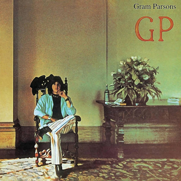 GP Gram Parsons Realistic Oil Painting by Realistic Paintings