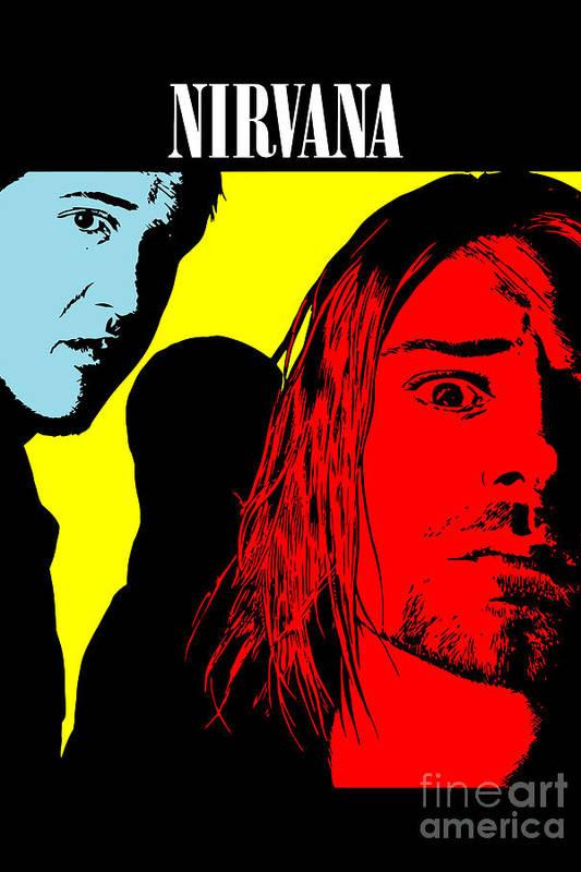 Nirvana No.01 by Geek N Rock