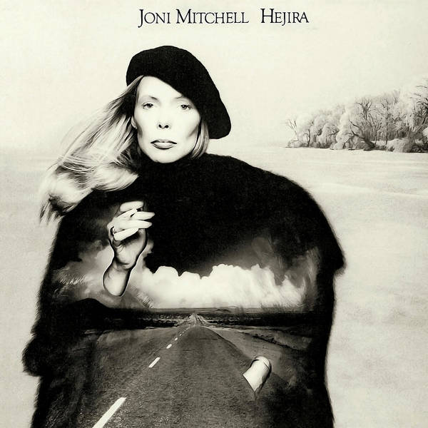 Hejira Joni Mitchell Realistic Oil Painting by Realistic Paintings