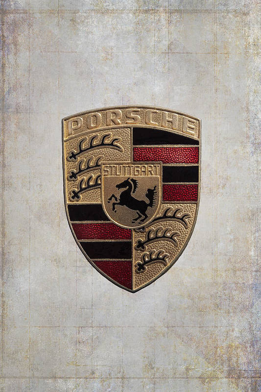 Porsche Shield by Daniel Hagerman