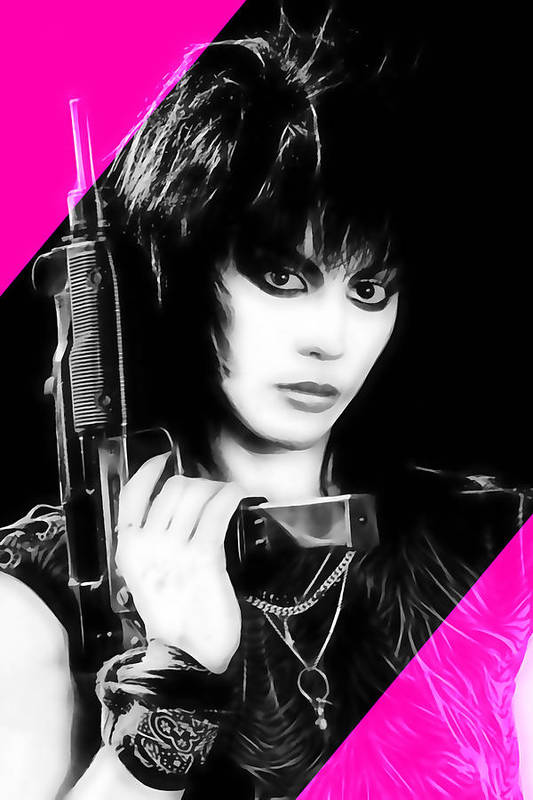 Joan Jett Collection by Marvin Blaine