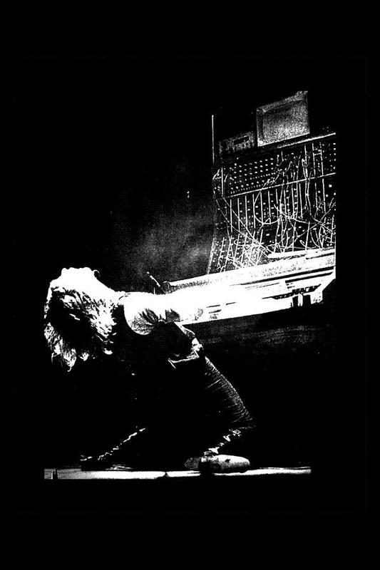 Keith Emerson by Kristayost Yost
