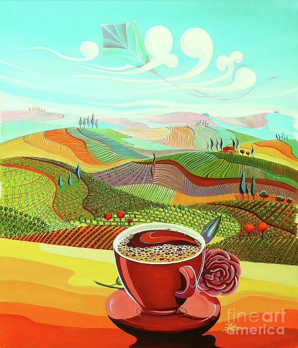 Cup Of Coffee  by Imad Abu shtayyah