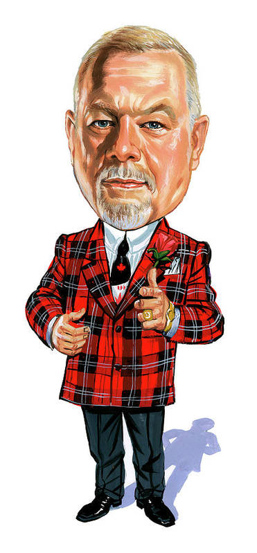 Don Cherry Poster featuring the painting Don Cherry by Art