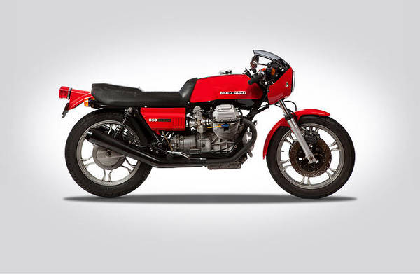 Moto Guzzi Le Mans by Mark Rogan