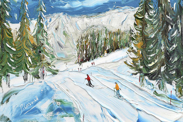 Mouillettes Megeve by Pete Caswell