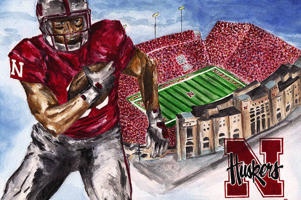 Huskers by Sheena Pape