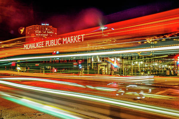 City lights by Kristine Hinrichs