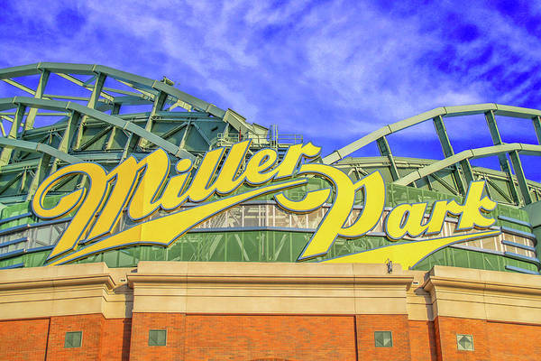 Miller Park in HDR by Tommy Anderson