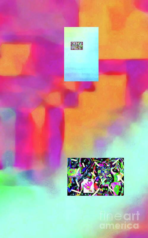Walter Paul Bebirian Poster featuring the digital art 5-14-2015fabcdefghijklmnopqrt by Walter Paul Bebirian