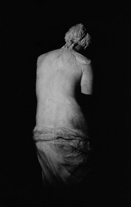 Venus De Milo Poster featuring the photograph Venus De Milo by Greek School