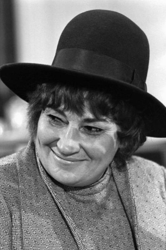 History Poster featuring the photograph Congresswoman Bella Abzug At Press by Everett