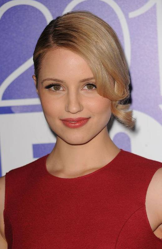 Dianna Agron Poster featuring the photograph Dianna Agron In Attendance For Fox 2010 by Everett