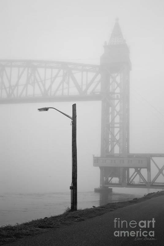 Cape Cod Poster featuring the photograph Cape Cod Railroad Bridge No. 3 by David Gordon