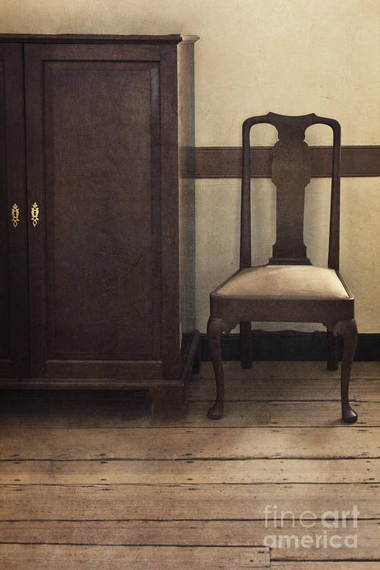 Chair Poster featuring the photograph Take A Seat by Margie Hurwich