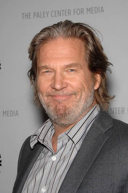 Jeff Bridges Poster featuring the photograph Jeff Bridges In Attendance For American by Everett