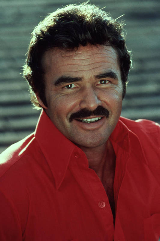 1980s Movies Poster featuring the photograph Cannonball Run, Burt Reynolds, 1981 by Everett