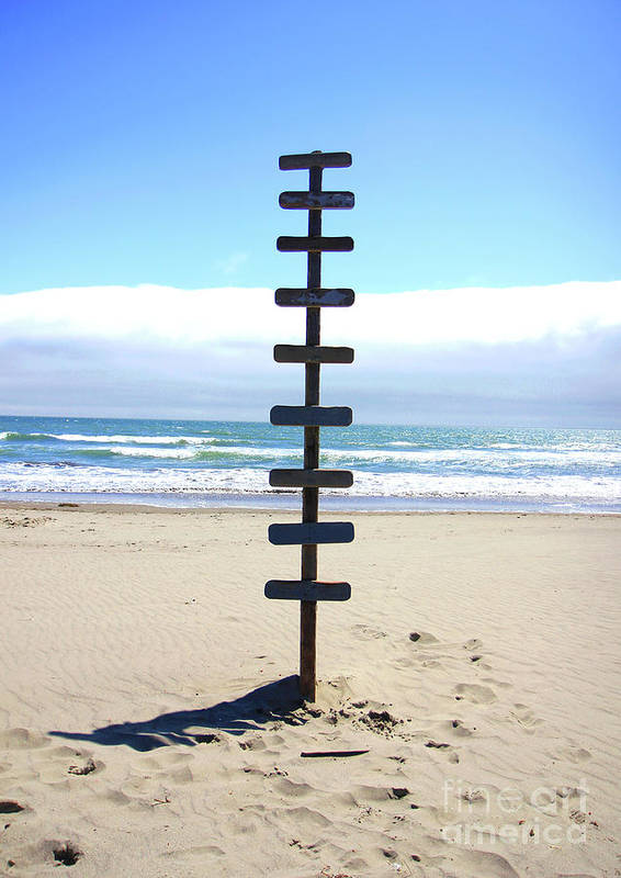 Stinson Beach Poster featuring the photograph Untitled by Chiara Corsaro