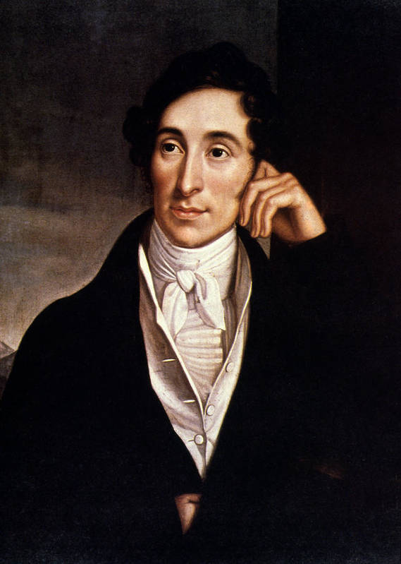 18th Century Poster featuring the photograph Carl Maria Von Weber by Granger