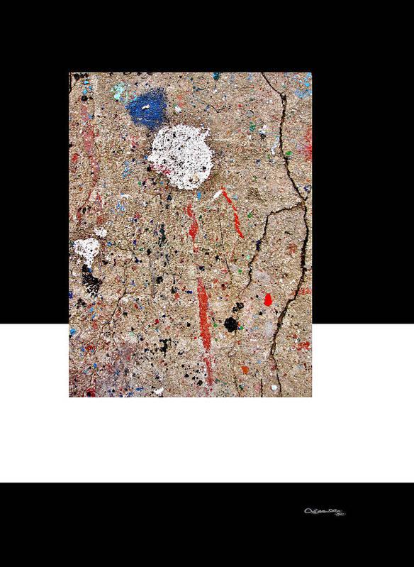 Cores Marineiras Poster featuring the digital art Cores Marineiras by Xoanxo Cespon