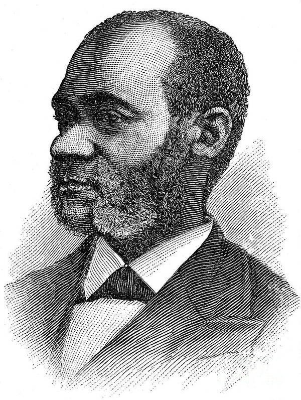 19th Century Poster featuring the photograph Henry Highland Garnet by Granger