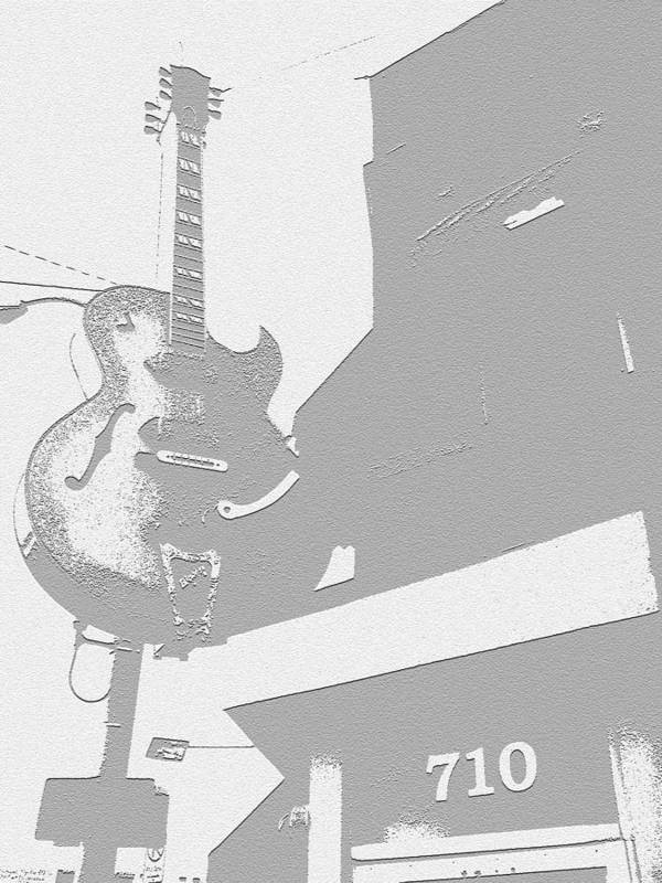 706 Union Avenue Memphis Poster featuring the photograph Sun Studios by Jame Hayes