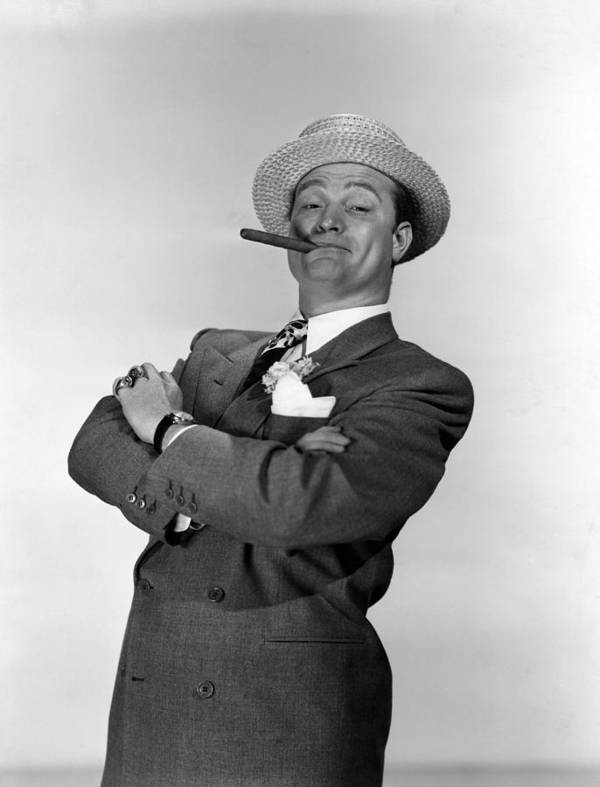 11x14lg Poster featuring the photograph The Show-off, Red Skelton, 1946 by Everett
