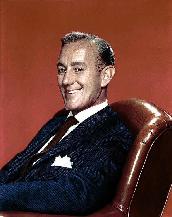 1950s Portraits Poster featuring the photograph Alec Guinness, 1950s by Everett