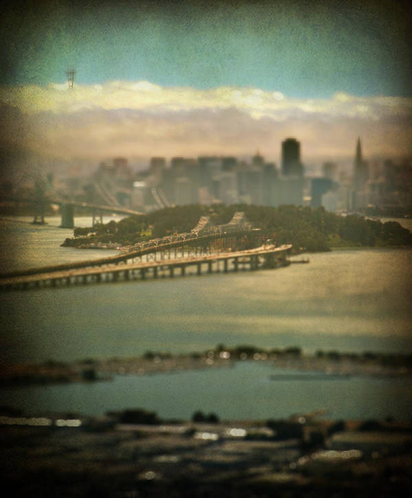 San Francisco Poster featuring the photograph Big City Dreams by Laurie Search