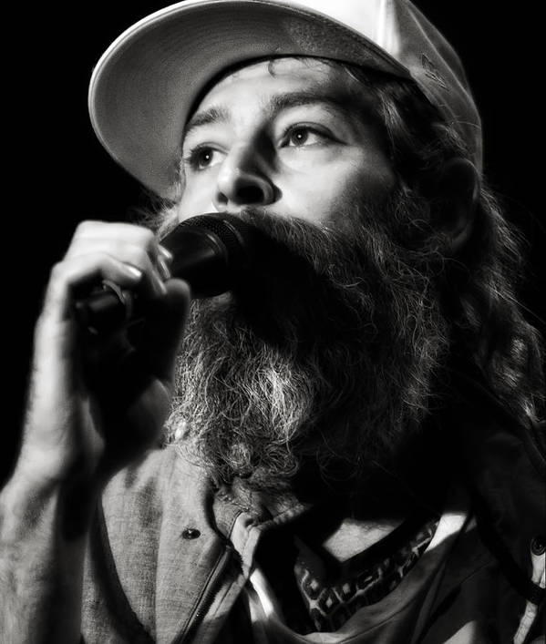 Jennifer Rondinelli Reillly Poster featuring the photograph Matisyahu Live In Concert 3 by Jennifer Rondinelli Reilly - Fine Art Photography